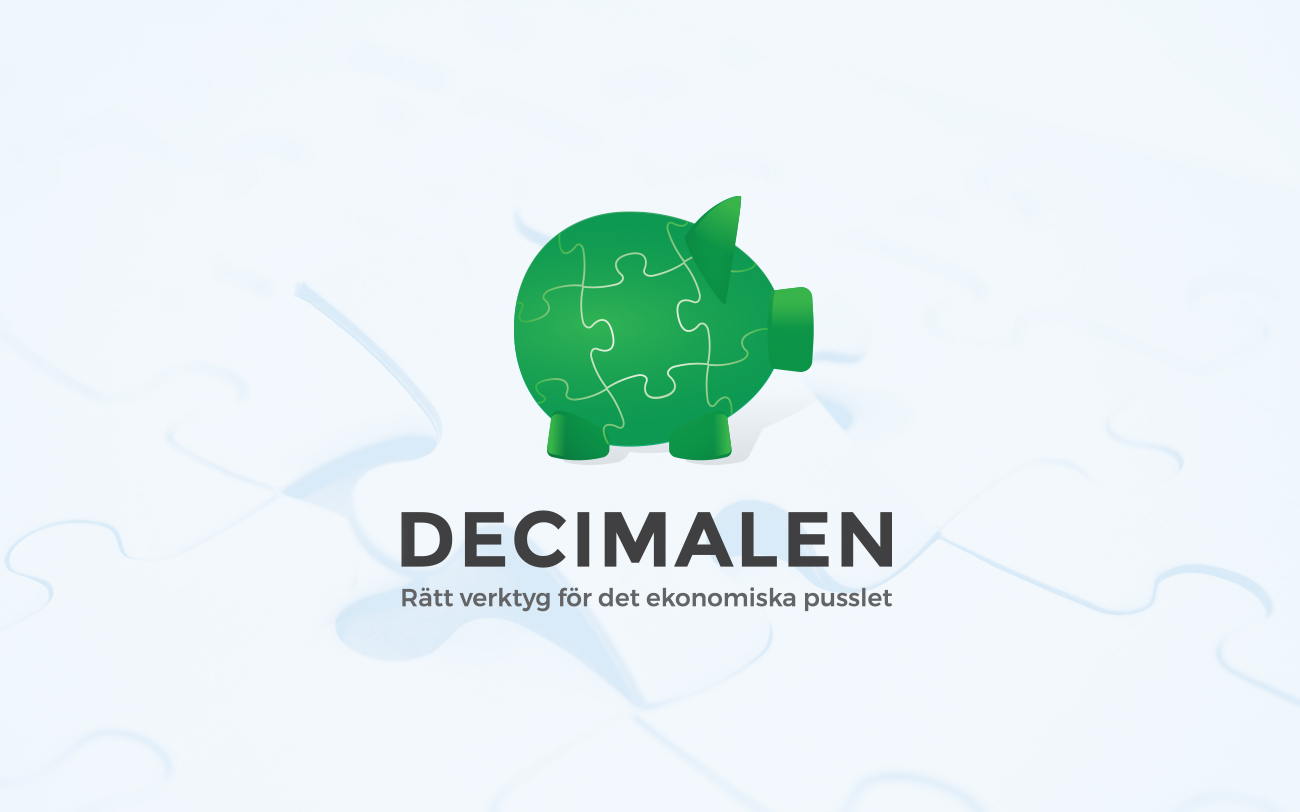 Decimalen - logotyp