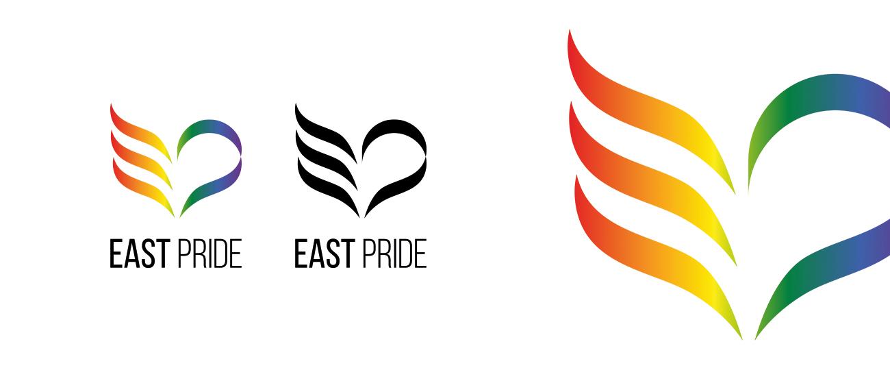 East Pride logotyp