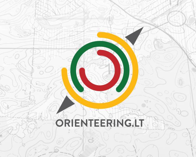 Orienteering - originallogotyp