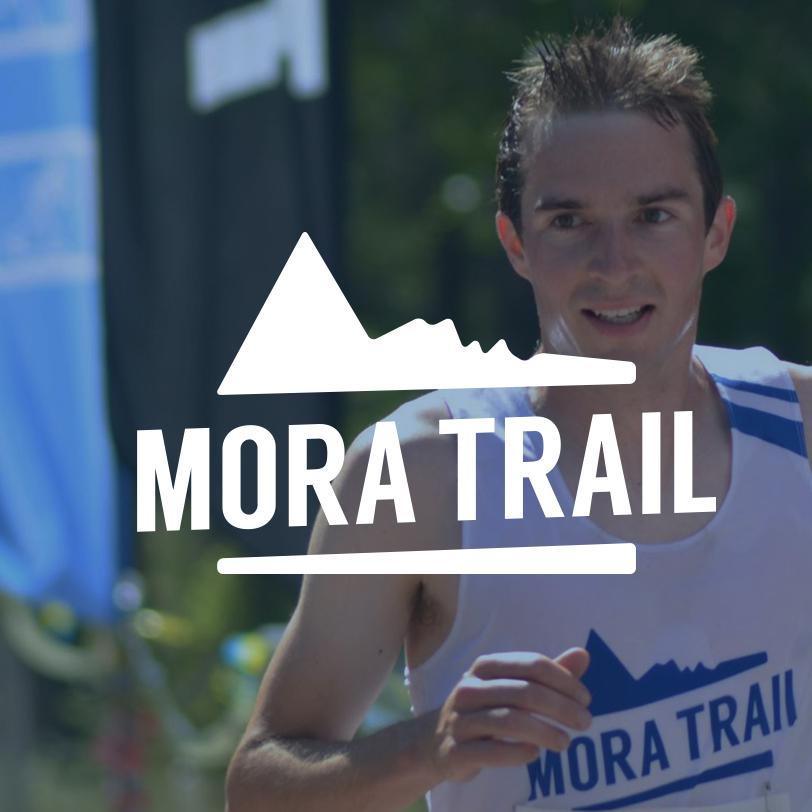 Mora Trail - logotyp