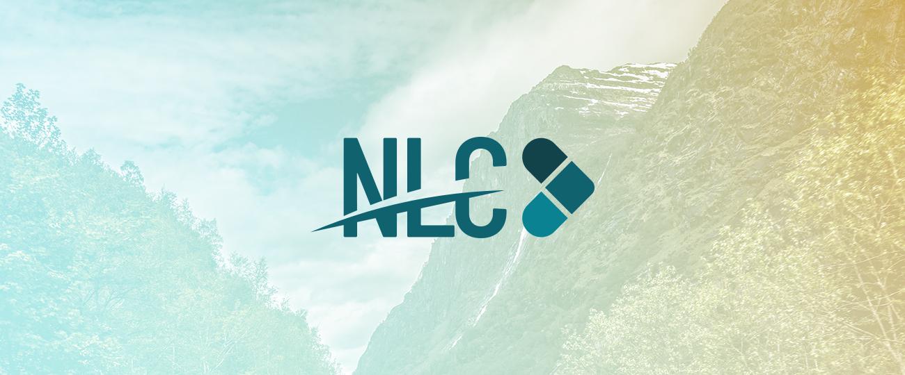 NLC - logotyp