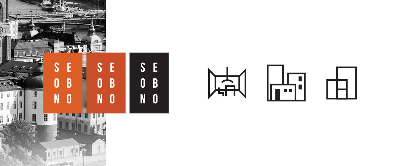Sonebo grafisk profil och ikoner