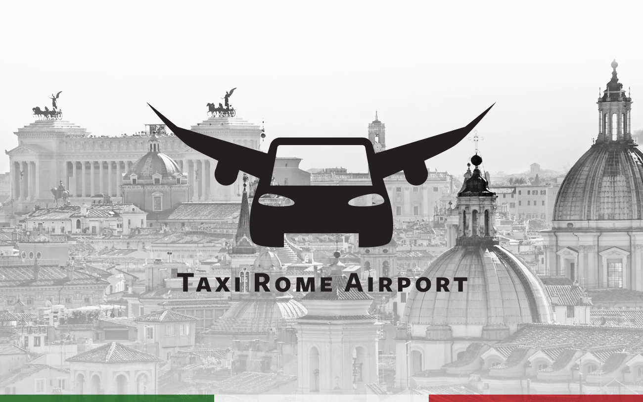 Taxi Rome Airport - logotyp